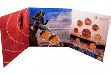 FINLANDE Coffret de 9 pièces BU 2005 - Championnat du monde d'athlétisme
