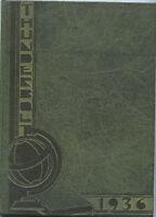 1936 Manual High School - Denver, Colorado Yearbook