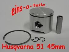 Kolben passend für Husqvarna 51 45mm NEU Top Qualität