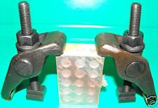 """Heavy Duty Hold Down Clamp Set NEW 5/8"""" table slot"""