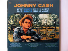 Now, There Was A Song! Johnny Cash (CD wie neu/like new, Mini LP Replica Cover)