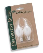 4 Watt Silicone Light Bulbs Set of 2 by Park Designs