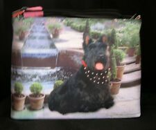 Scottie Scottish Terrier Handbag New Dog Picture Purse