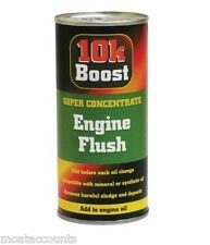10k Boost  Engine Flush [10K1436] 375ml for Petrol and Diesel Engines
