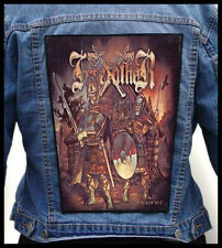 FOREFATHER - Steadfast  --- Huge Jacket Back Patch Backpatch
