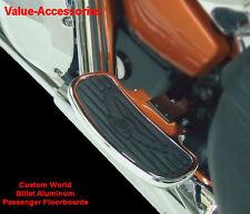 Billet Aluminum Passenger Floorboards, Honda VTX 1800 R/S/T/F/N, #01-27781