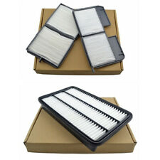 Replacement Combo Set Engine Cabin Air Filter for 1992-2001 Lexus ES300 V6 3.0L