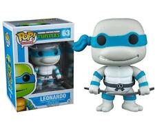 "TEENAGE MUTANT NINJA TURTLES GRAU MAßSTAB LEONARDO 3.75"" POP VINYL FUNKO"