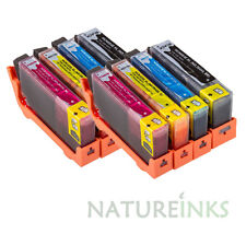 8 Non Genuine HP ink cartridges alternative to HP364 HP364XL with CHIPSET 3070A
