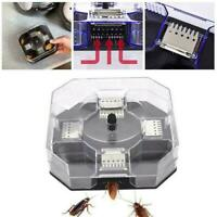 Insect Bug Trap Catcher Cockroach Ant Bed Bug Flea Tools Pest Killer Contro L1F6