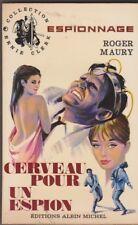 Roger Maury - Cerveau pour un espion - Ernie Clerk