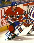 JJ DAIGNEAULT SIGNED MONTREAL CANADIENS 8x10 PHOTO #3 Autograph