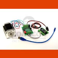 Cnc USB 1d motor PAP control controller set nema 23 3,0a con software de inventario