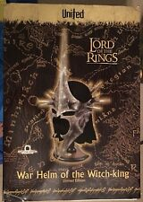 Lord of the Rings War Helm of the Witch King - Uc1457 Excellent condition