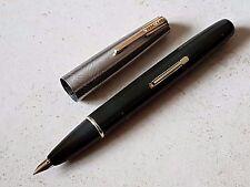 Stylo plume vulpen fountain pen fullhalter penna WATERMAN TAPERITE nib 鋼筆