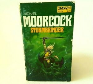 Stormbringer by Michael Moorcock - Paperback - 1977 Printing - Daw Books - Good