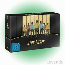 Blu-ray Box STAR TREK - 50TH ANNIVERSARY COLLECTION (Limited) - 30 Disc's