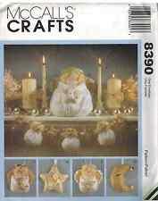 8390 Vintage UNCUT McCalls Pattern Heavenly Dolls Angel Garland Moon OOP