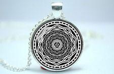 Legend of Zelda - Princess Mirror of Twilight Photo Glass Dome Necklace Pendant
