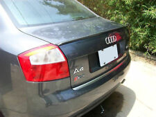 USA Painted Trunk Lip Spoiler 02-05 Audi A4 / S4 B6 4D Dolphin Gray LX7Z / F5