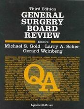 General Surgery Board Review by Gold