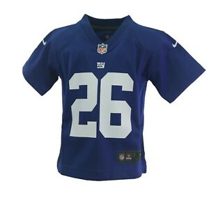 New York Giants Saquon Barkley NFL Nike Baby Infant Toddler Size Jersey New Tag