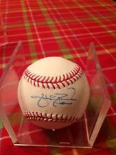 Jake Peavy Autographed Baseball with COA from MLB