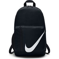 Kids Nike ELEMENTAL Black Backpack Rucksack School Bag Training Sportwear  Junior 00f04f2f2920