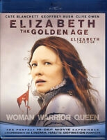 ELIZABETH - THE GOLDEN AGE (BLU-RAY) (BLU-RAY)