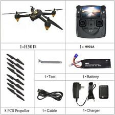 2019 Newest Hubsan X4 FPV H501S -S Quadcopter drone 1080P camera GPS