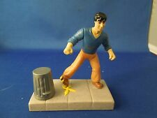 Burger King Kids Meal Toy - Jackie Chan Adventures Banana Peel Toy