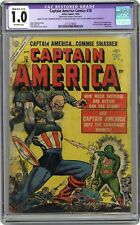 Captain America Comics #78 CGC 1.0 RESTORED 1954 2113219003