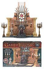 Game of Thrones Iron Throne Room Construction Building Set McFarlane