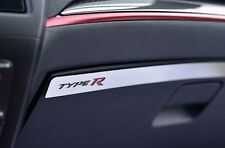 PLACCA HONDA CIVIC IX FK2 SPORT EXECUTIVE TOURER TYPE R I-VTEC I-DTEC TURBO