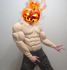 Músculo Disfraz culturista, Goku, Músculo Suit, Juggernaut, Venom, Hulk De Los Vengadores,