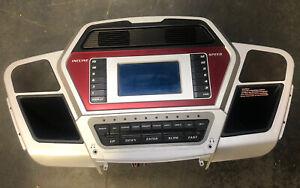 Sole F80 Treadmill Console Screen And Back Cover