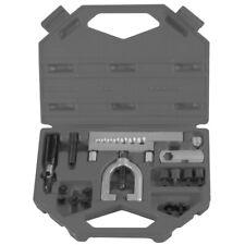 Lisle Combination Flaring Tool Kit Metric Iso Bubble Flare 56150