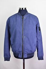 Men's Stone Island Shadow Project David TC Dust Treatment Bomber Jacket Large