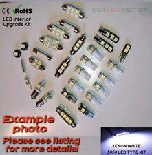 Interior Light LED replacement kit for VW GOLF MK 5 GTI R32 11 pcs 5050 WHITE