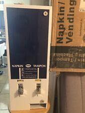 New Napkin/tampon Vending Machine.  Open Box Never Used