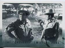 Twilight Zone Series 4 S&S Quotable Twilight Zone Chase Card Q16