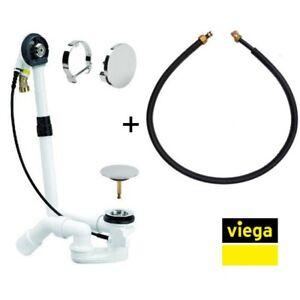 Viega Multiplex Trio flach Set mit Anschluss-, Ablaufgarnitur und Fertigset MT5