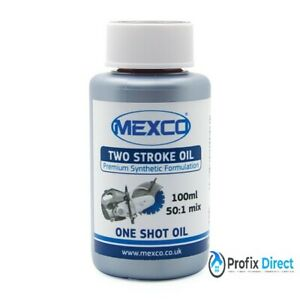 Mexco 2 Stroke Oil 5:1 Mix  x !0 Pack
