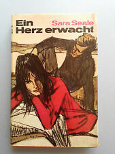 Ein Herz erwacht Sara Seale Deutscher Bücherbund 1958 Alfred Scherz Verlag 266 S