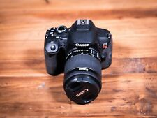 Canon EOS Rebel T4i / EOS 650D 18.0MP Digital SLR Camera - Black (Kit w/ EF-S IS