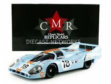 CMR - 1/18 - PORSCHE 917 LONG TAIL - GULF - LE MANS 1971 - CMR045
