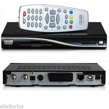 ORIGINAL V2 DREAMBOX DM-100 FTA Free to Air SATELLITE RECEIVER DM100 500 DM500