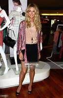 """NWT SASS & BIDE """"All Of Our Yesterdays"""" Hand Sequinned Jacket - Sz MED/LGE  $990"""