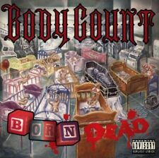 Body Count - Born Dead [CD]
