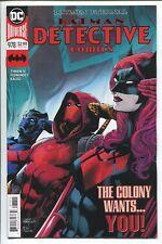 DETECTIVE COMICS #978 - EDDY BARROWS MAIN COVER - DC COMICS/2018